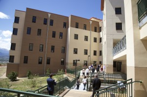 Copper and Eldora houses are the newest additions to UCCS student housing