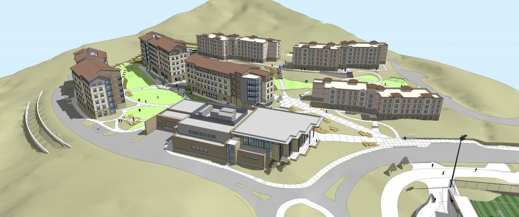 Media Advisory: UCCS to break ground on $74.5 million student housing expansion