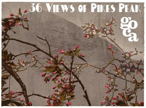 "UCCS gallery GOCA121 to collaborate on ""36 Views of Pikes Peak"""