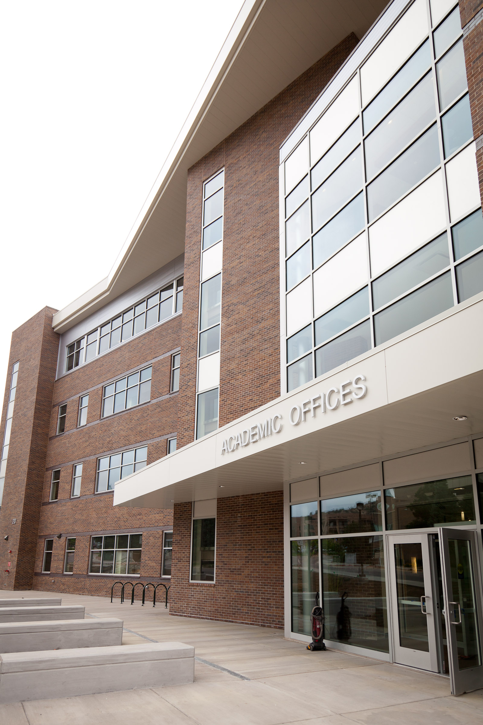 Media advisory uccs to officially open faculty office for Build office in garage